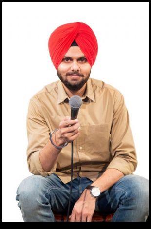 Jaspreet Singh Stand-Up Comedy Live in Dallas