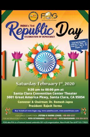 FOG Republic Day Celebration
