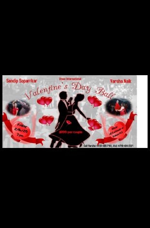 Valentines Special Magical Night Dance Party