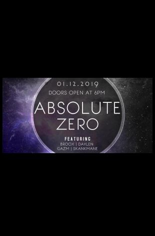 Absolute Zero: A Just An Event