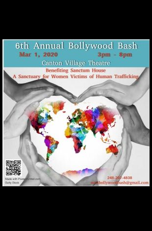 6th Annual Bollywood Bash - We Are The World