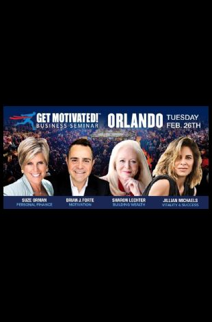 Suze Orman and Jillian Michaels LIVE Orlando
