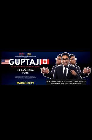 Vancouver: Best of GuptaJi - Stand Up by Appurv Gupta