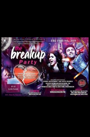 Bollywood Nights Breakup Party - Anti-Valentines Bash