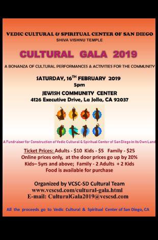 Annual Cultural Gala 2019