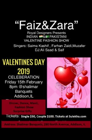 Valentine Day Celebrations 2019