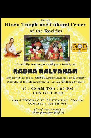 Radha Kalyanam - Radhe Krishna vivah