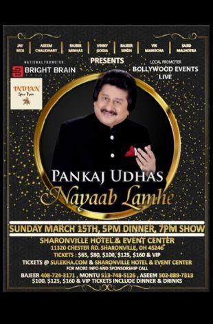 Padmashri Pankaj Udhas Live in Concert