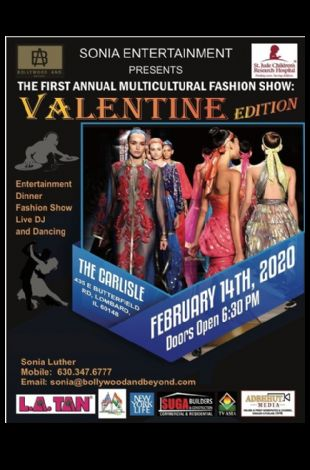 Multicultural Fundraiser Fashion Show
