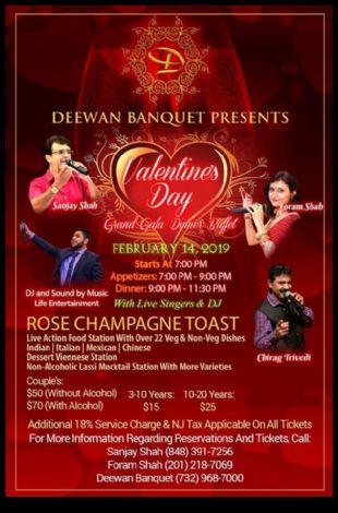 Deewan Valentine's Day 2019