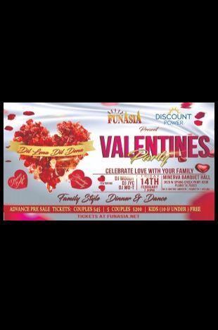 FunAsia's Valentines Party