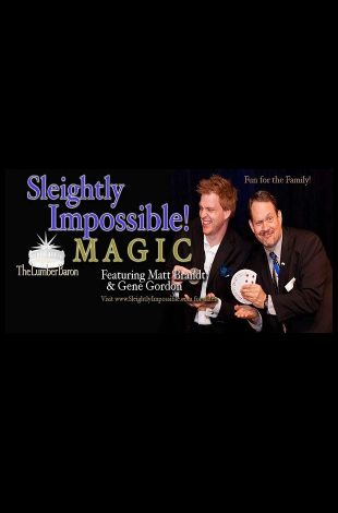 Sleightly Impossible Magic & Comedy