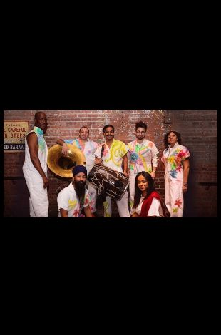 Red Baraat Festival of Colors at World Cafe Live