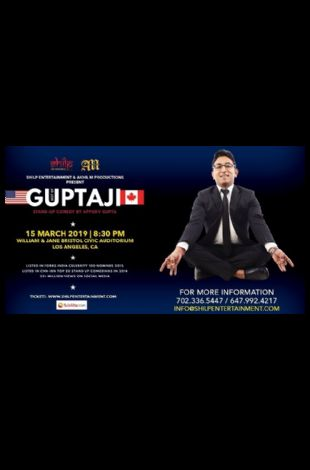 Los Angeles: Best of GuptaJi - Stand Up by Appurv Gupta