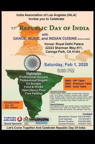 Republic Day & Indian Heritage Celebration