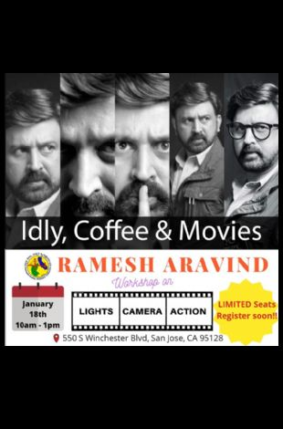 Idly, Coffee and Movies with Ramesh Arvind