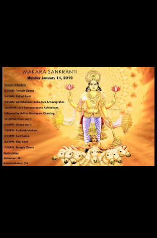 Makara Sankranti