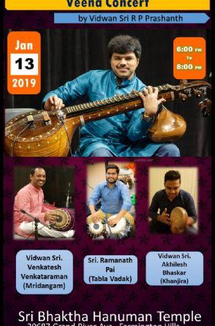 Veena Concert