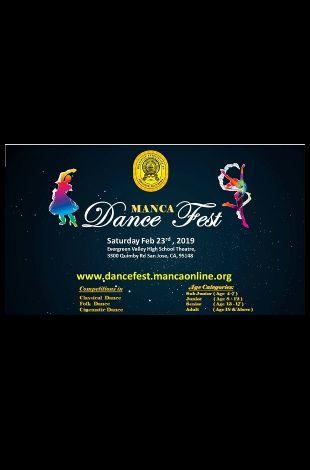 MANCA DANCE FEST 2019