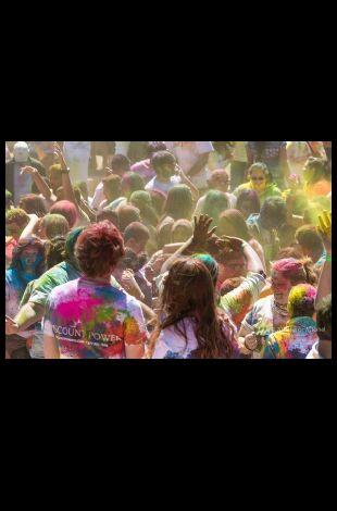 HOLI - The 8th Annual Festival of Colors