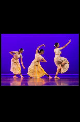Natya Dance Theatre: Children Beginner Bharatanatyam Class