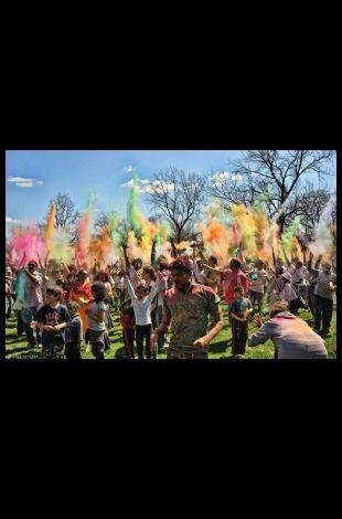 Holi - The Festival of Colors 2019