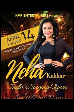 Neha Kakkar Live in Concert - Vancouver