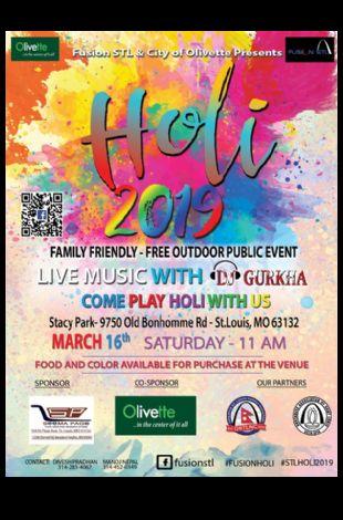 Holi - Festival Of Colors 2019