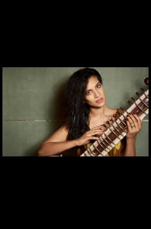 Anoushka Shankar at South Miami-Dade Cultural Arts Center