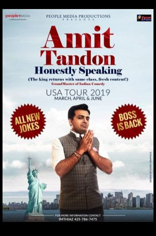 Amit Tandon Stand-Up Comedy