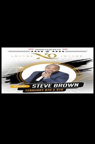 Steve Brown LIVE