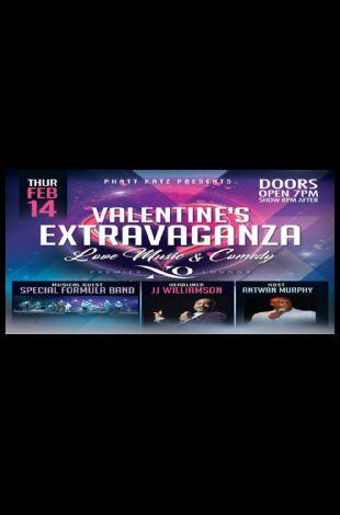Valentine's Extravaganza with JJ Williamson