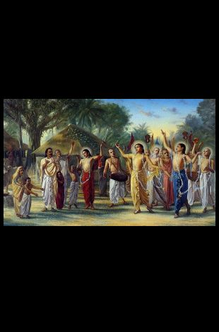 Gaura Purnima - Golden Moon Festival