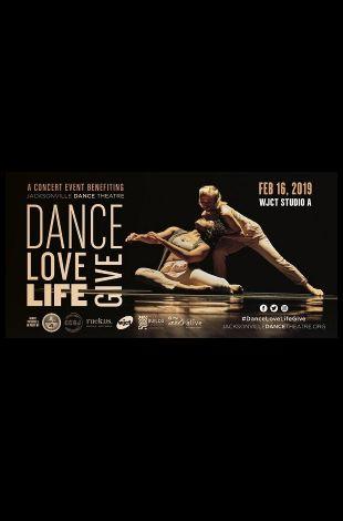 DANCE LOVE LIFE GIVE