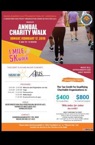 Annual Charity Walk