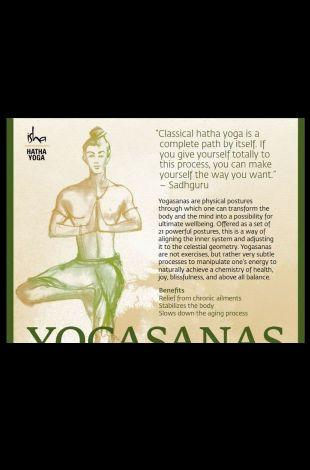 Yogasanas: Mind-Body Alignment (Isha Hatha Yoga)