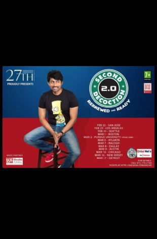 2.0 Second Decoction(Rebrewed and Ready) Karthik Kumar