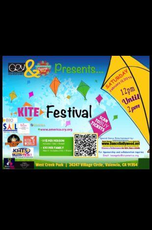 CRY Los Angeles Kite Festival