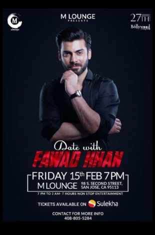 Date with Fawad Khan