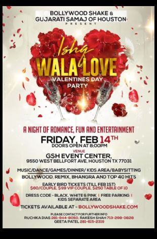 Ishq Wala Love - Valentine's Day Party