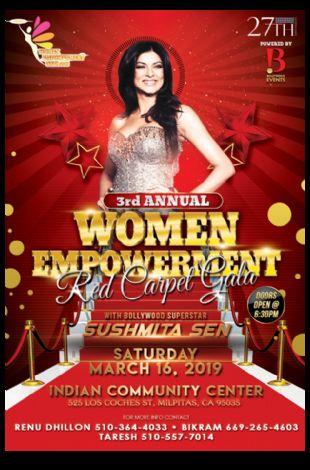 Sushmita Sen Meet & Greet at Women Empowerment gala 2019