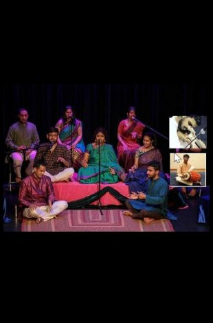 Grand Concert by Navatman Music Collective from New York