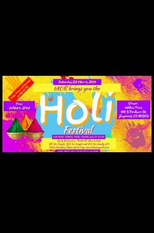 IAOR - Holi Celebration 2019