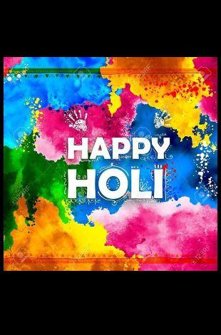 Flavors Of India - Holi - The Color Fest