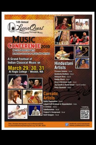 A Grand Festival of indian Classical Music