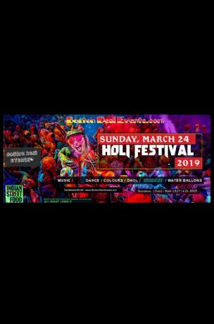 Holi Hai Holi Fest 2019