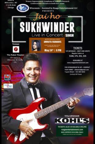Jai Ho Sukhwinder Singh Live Concert