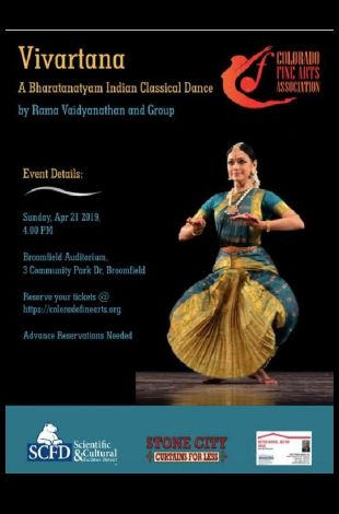 Vivartana - An exquisite Indian Classical Dance