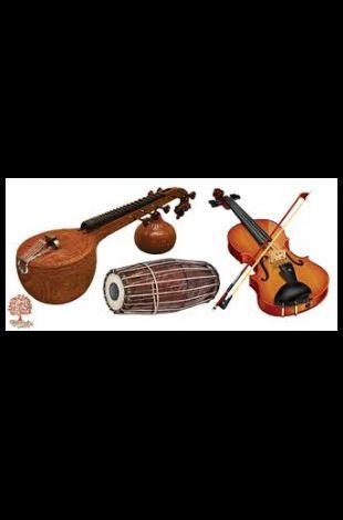 Carnatic Musical Recital - Thyagara Aradhana