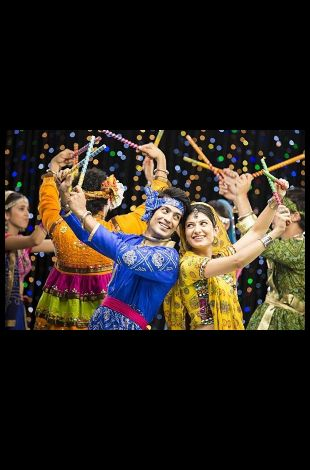 Folk and Bollywood Dance - Kids